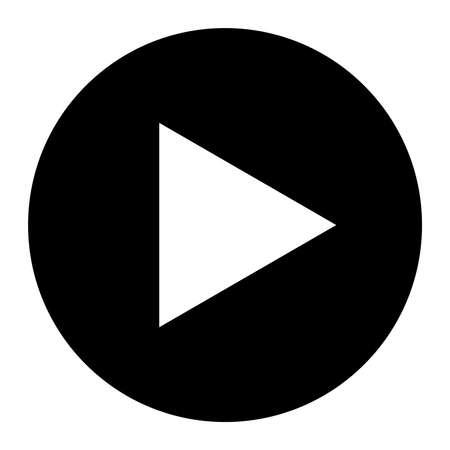 play button arrow vector icon royalty free cliparts vectors and rh 123rf com vector play button icon vector play pause button