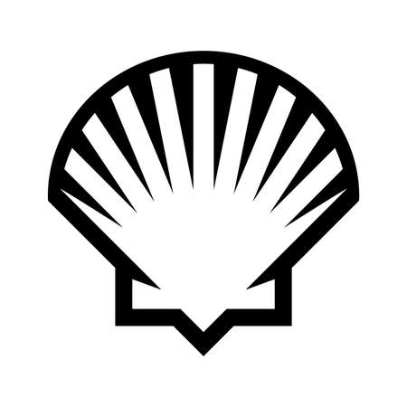 Seashell Vector Icon