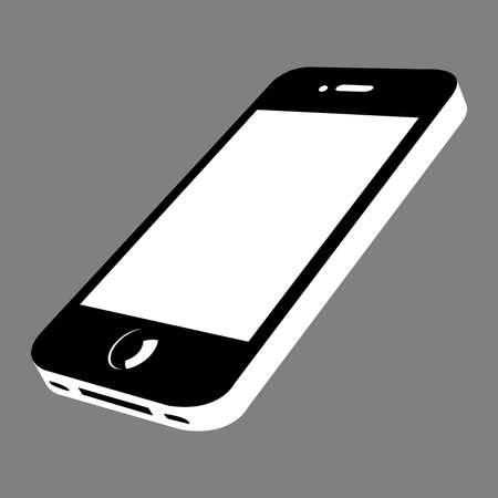 Smart phone vector Stock fotó - 49671675