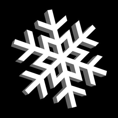 Snowflake Stok Fotoğraf - 49671948