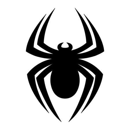 クモ ベクトル アイコン