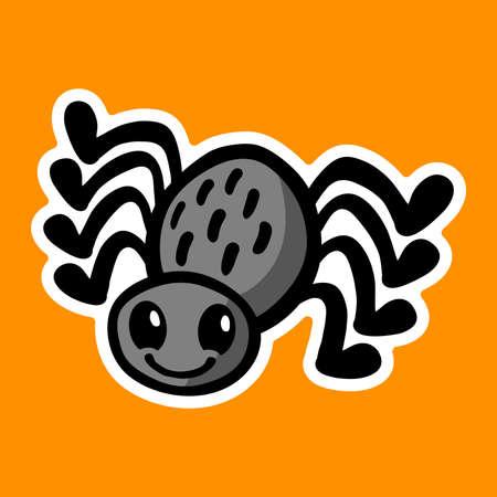 creeps: Cartoon Spider