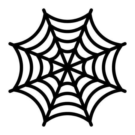 Spider Web Ilustração