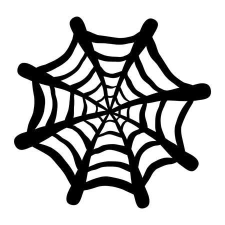 Spider Web 일러스트