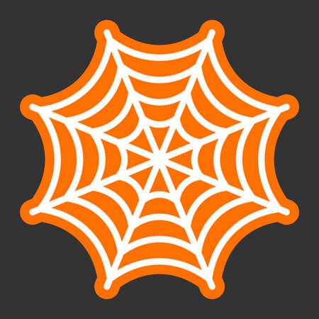 spider web: Spider Web Illustration
