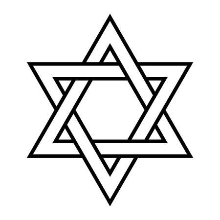 star of david: Star of David