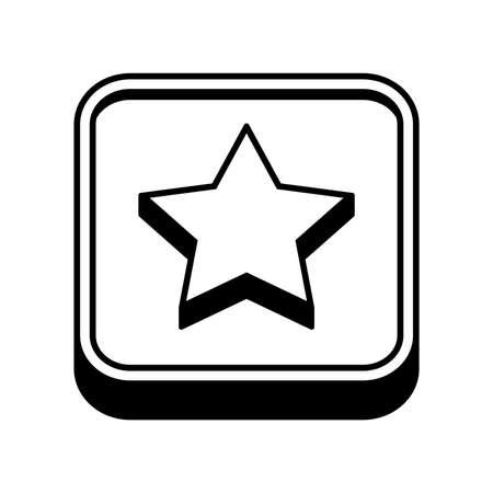 star award: Star Button App Vector Icon