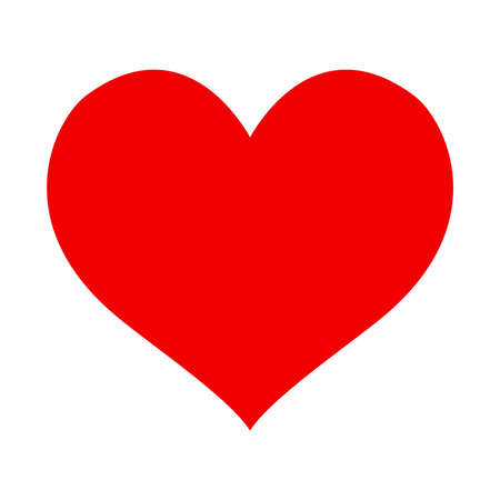 heart vector icon royalty free cliparts vectors and stock rh 123rf com free heart vector outline free heart vector icon