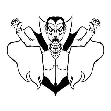 Vampire Illusztráció