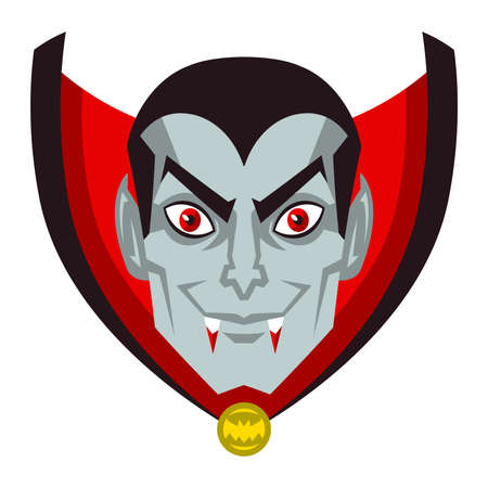 dracula woman: Vampire Illustration