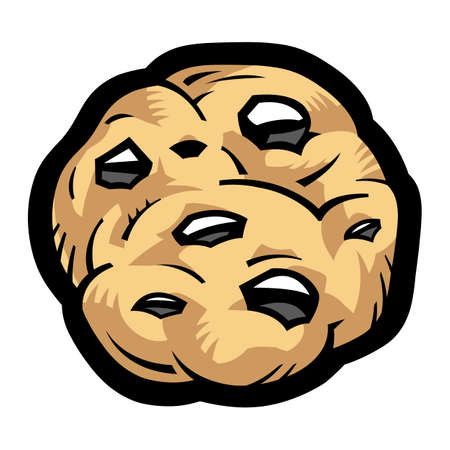 indulgence: Chocolate Chip Cookie