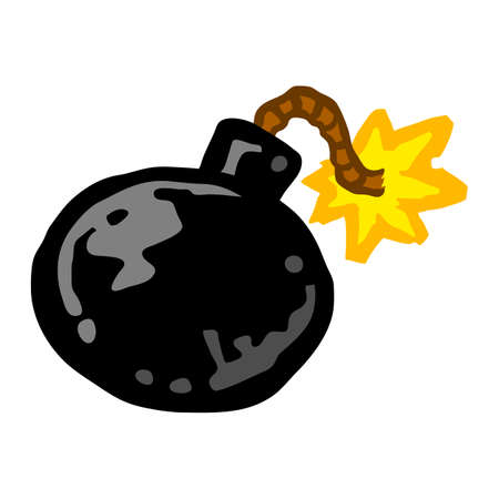 bomb: Bomb Illustration