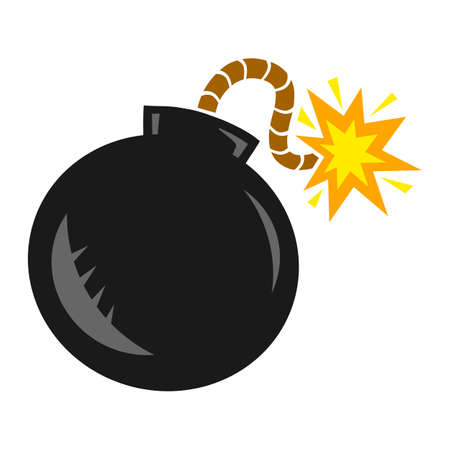 Bomb Illustration