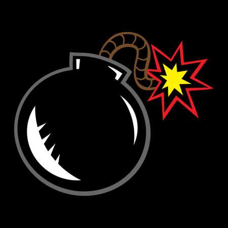 Bomb Ilustração