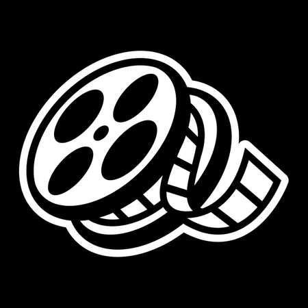 movie film: Movie Film Reel