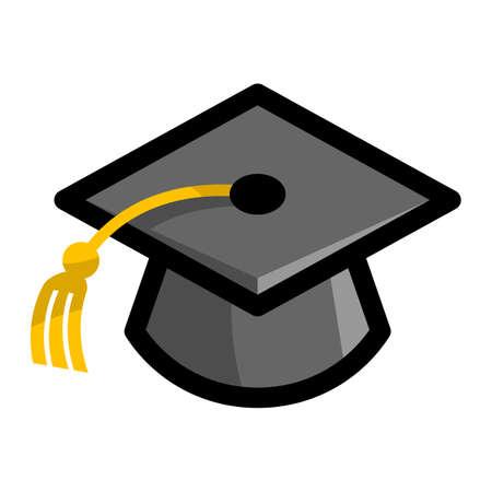 master degree: Graduation Cap