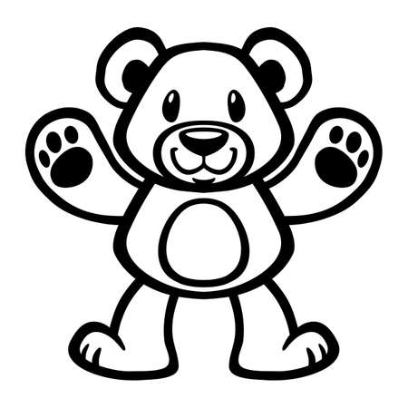stuffed: Cute Teddy Bear