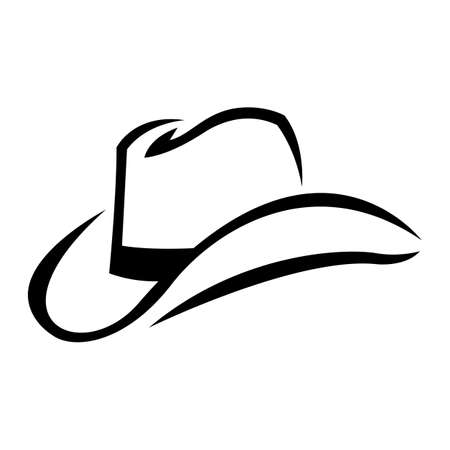 cowboy background: Cowboy Hat