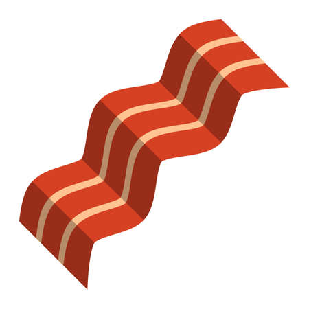 Bacon vector Imagens - 51929540