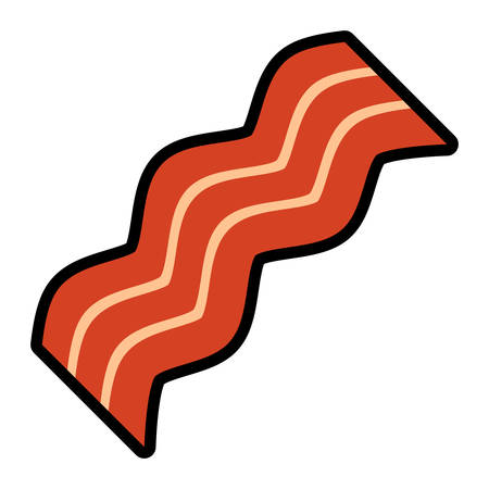 Bacon vector Imagens - 51929550