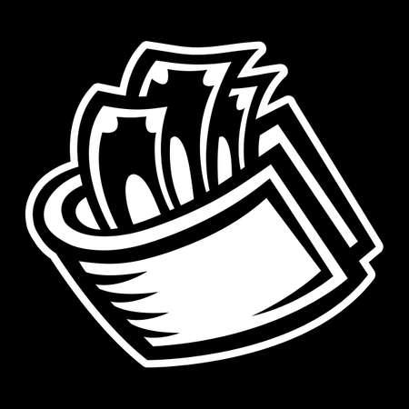 wallet: Wallet Money vector icon