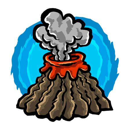 ash cloud: Volcano