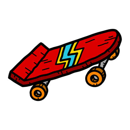 skate park: Skateboard