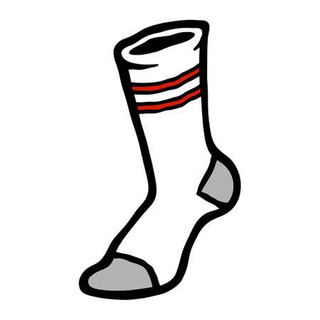 Socks Clothing for Feet Ilustrace