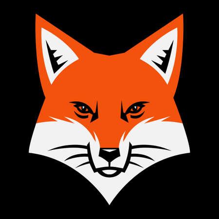 fox face: Fox face vector icon