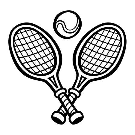 Tennis Racquets & Tennis Ball