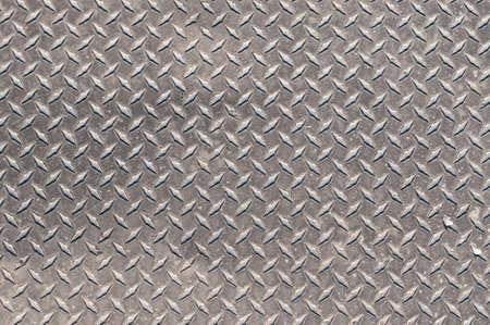 acier: Acier planchers avec une surface antid�rapante. Banque d'images