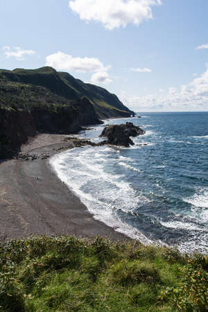 Gros Morne National Park Coastline
