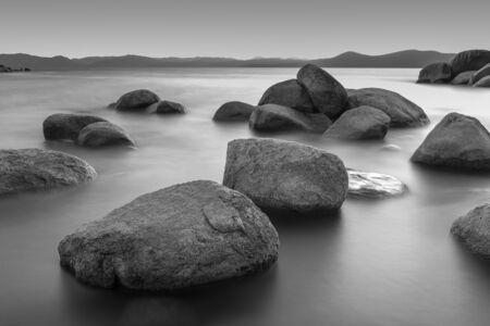 Boulders of Lake Tahoe