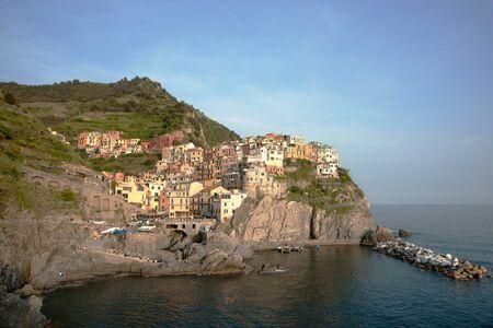 Manarola, Cinque Terre, Italy. Stock Photo - 9950869