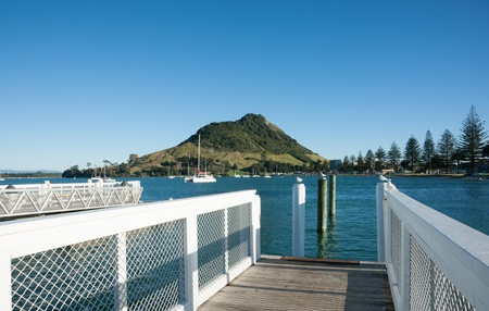 Pier at Pilot Bay, Mount Maunganui
