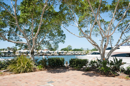 Lifestyle marina complex, Sanctuary Cove, Queensland Australia