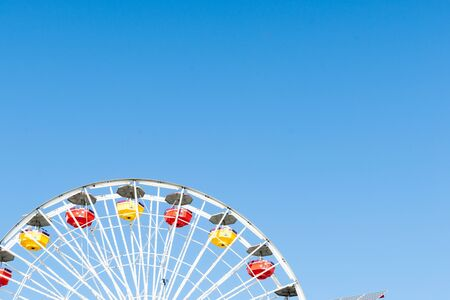 rides: Santa Monica Pier rides and attractions