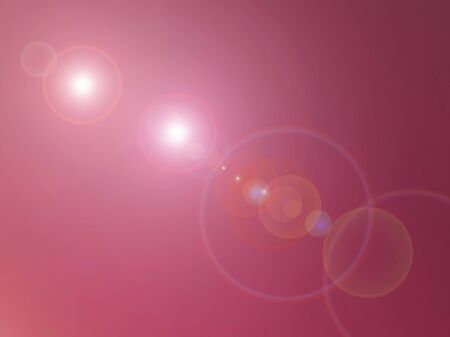 Graduated red background with diagonal lens flare effects Stok Fotoğraf