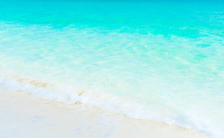 Tropical beach colors abstract for backgrounds
