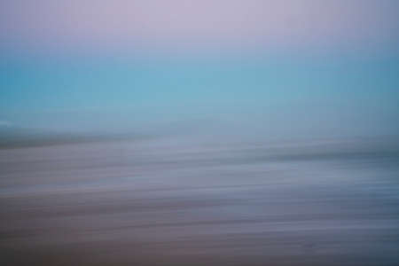 Abstract coastal imageryfor background or spiritual usemotion blur effect in pink and blue 版權商用圖片