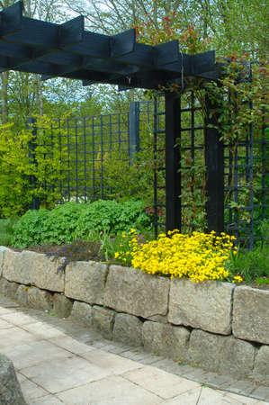 sensory: The sensory gardens at Aden House Aberdeenshire