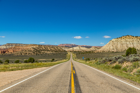 Highway 12 is one of the most scenic highways in America, receiving the designation of All American Road in 2002. The highway has two National Parks, Bryce Canyon and Capitol Reef, at each end and many other scenic points in between.