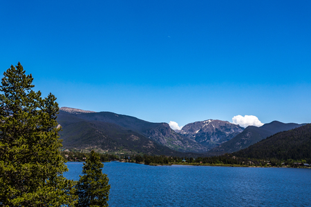 Grand Lake is Colorados largest and deepest natural lake. Grand Lake was named Spirit Lake by the Ute Tribe because they believed the lakes cold waters to be the dwelling place of departed souls.