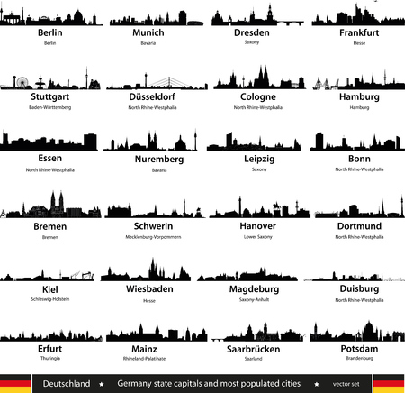 Città di Germania Archivio Fotografico - 83891247