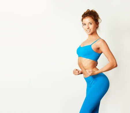 Healthy Fitness Woman Stock Photo - 17601929