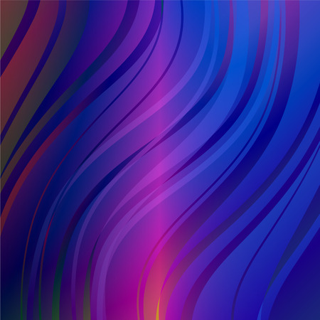shiny background: colorful vector abstract shiny background  with waves