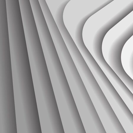 paper sheets: Paper sheets. Abstract background. Vector illustration with stripes Illustration