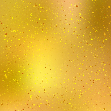 Blurred gold vip background. Shiny magic texture. 向量圖像