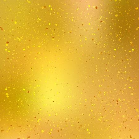 Vage gouden vip achtergrond. Magic glanzend textuur.
