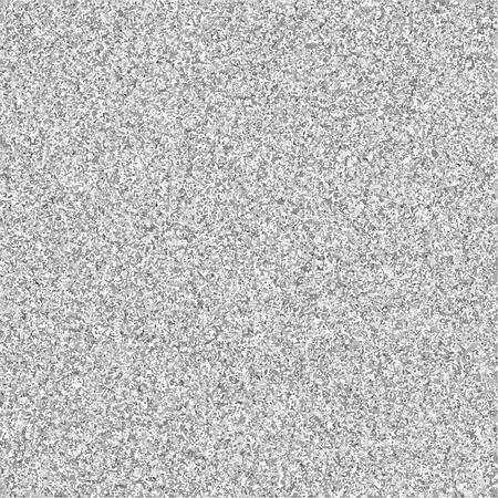 glitch: Interferenza Televisione. Rumore grigio sullo schermo della TV. In bianco e nero inconveniente del grunge.